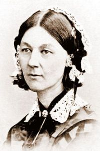 Florence Nightingale, by H. Lenthall